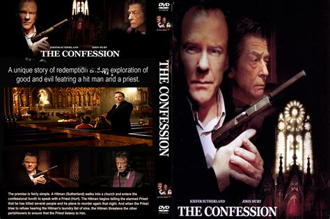 The Confession covers box sk the confession high quality dvd