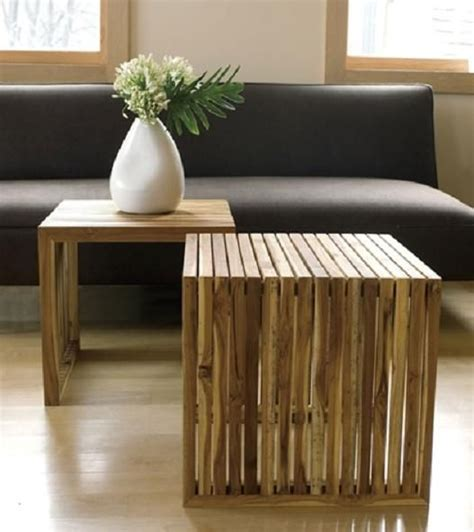 Diy Side Table by Diy Side Table Furniture Pinterest