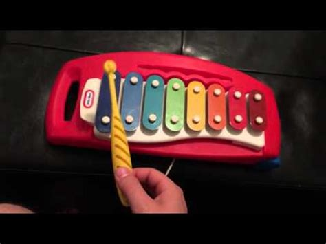 metallica xylophone metallica enter sandman on the little tikes xylophone