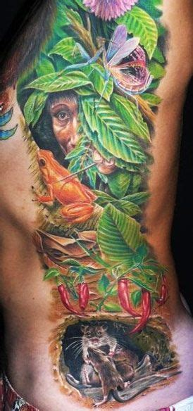 tattoo ideas jungle 98 best tatuajes images on designs