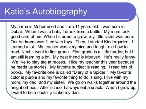 five exle of biography and autobiography autobiography review paragraph