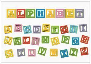 clipart alphabet letter blocks