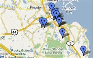 offender registry map plymouth offender map plymouth department