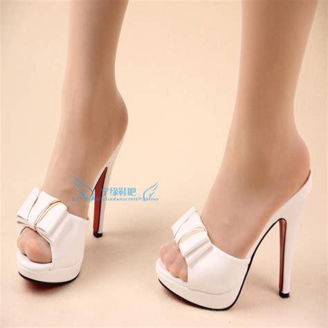 high heel slippers thin heels s shoes shallow u s shoe toe