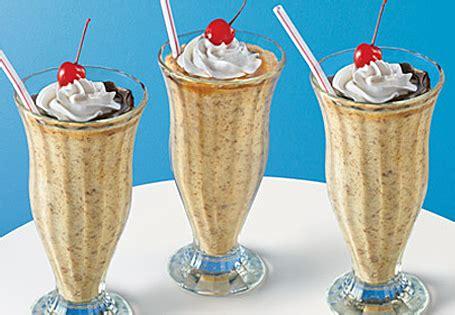 Split Milkshake Banana Vanilla Strawberry Milkshake Liquid Us banana split milkshake