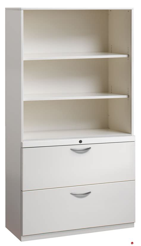 file cabinet with bookcase hutch the office leader 2 trace lateral file cabinet 30