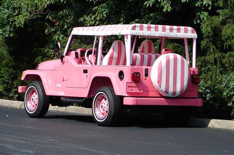 pink convertible jeep 2000 jeep wrangler convertible81715