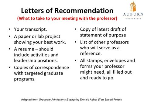 Recommendation Letter For A Going To Graduate School Going To Graduate School