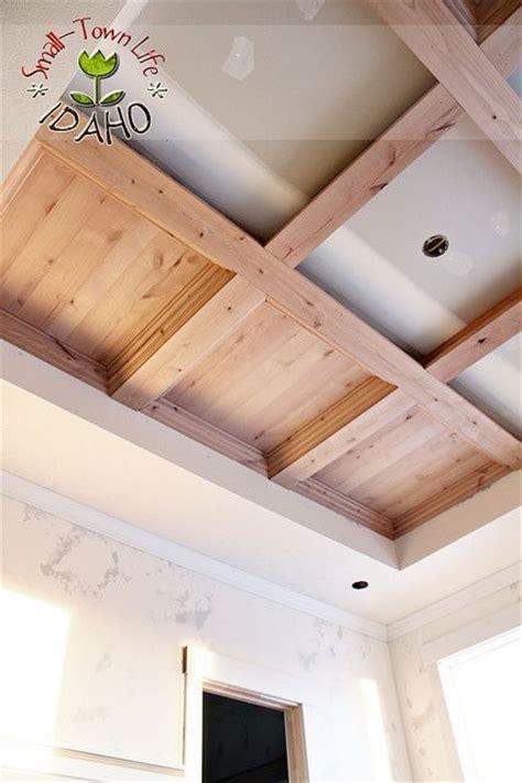 diy wood ceiling wood craft ideas pinterest