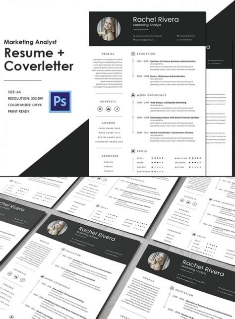 Marketing Analytics Mba Programs by Mba Resume Templates 6 Free Documents In Pdf Psd