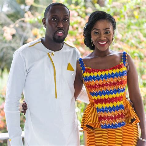 Marriage Style Photos by 741 Best Photos Of Ghanaian Engagement Dress Styles In