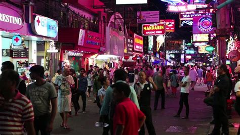 nashville light district hanoi circa august 2014 walking market