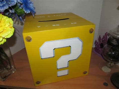 mario mystery box l urne anniversaire a collection of other ideas to try