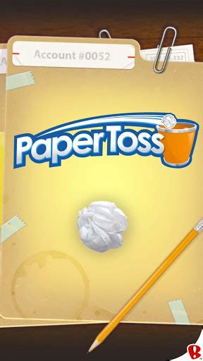 paper toss 2 apk paper toss apk for android