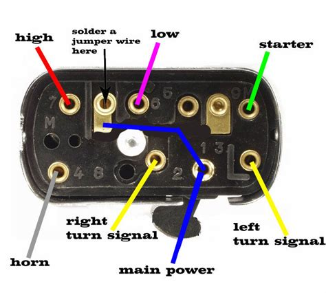 modern vespa wiring help project different application