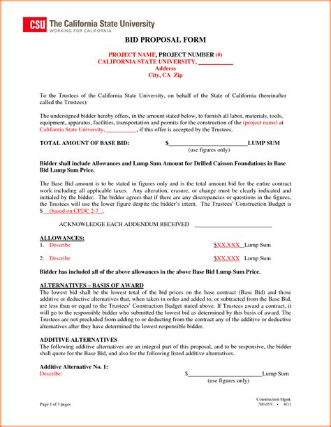 business proposal cover letter sample sample business cover