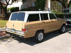 calicruzer 1967 jeep wagoneer specs photos modification