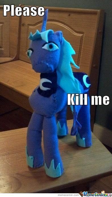 Mlp Luna Meme - luna by johnny1996 meme center