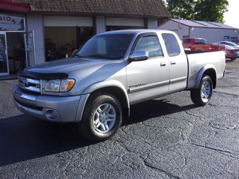 2003 Toyota Tundra For Sale Used 2003 Toyota Tundra For Sale By Owner In Massillon