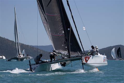 trimaran grainger catamarans and trimarans from grainger multihull designs