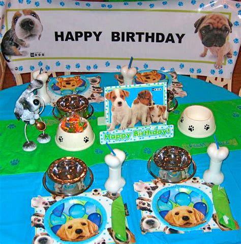 Michaels Fall Decor Puppy Party Ideas Design Dazzle