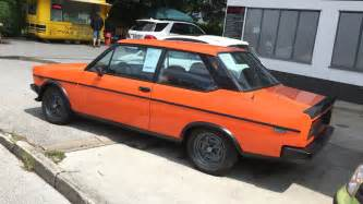 Fiat 131 For Sale Orange Crush Fiat 131 Racing Petrolblog