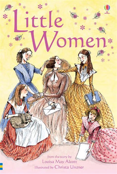 libro little women usborne young little women at usborne books at home