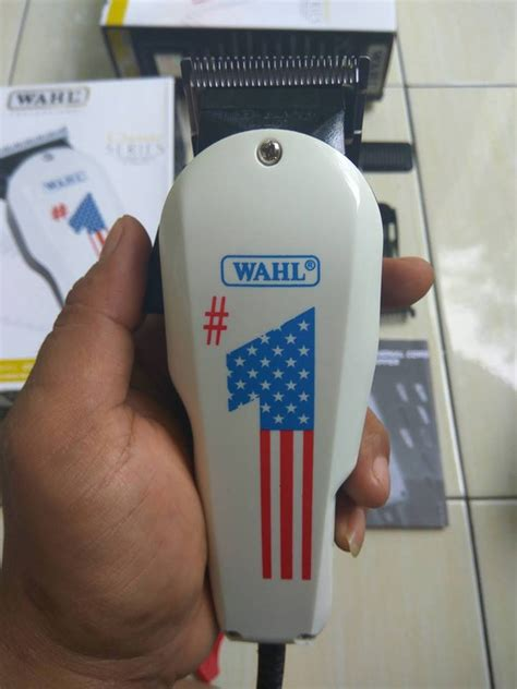 Alat Cukur Terbaru wahl 1 classic series usa hair clipper high quality