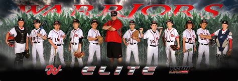 youth sports photography templates team banners