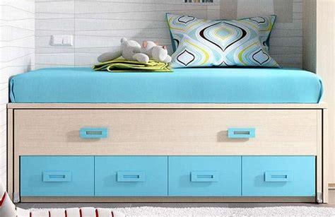 cama compacta con cajones compra camas nido modernas en oferta en mueblesboom
