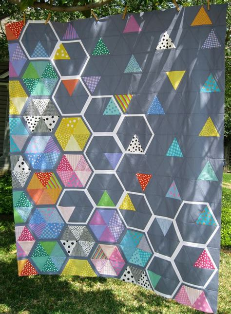 Modern Patchwork Elizabeth Hartman - honey from elizabeth hartman s book modern patchwork