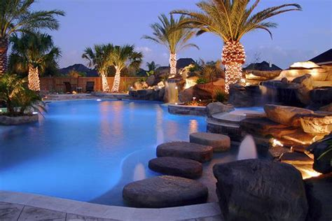 most amazing backyards 25 of the most amazing pools in texas intheswim pool blog