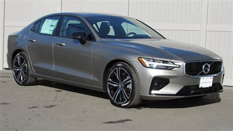 2019 volvo s60 r new 2019 volvo s60 t6 awd r design 4dr car in boise