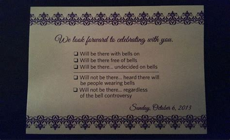 9 hilarious wedding invitations that simply can t be ignored bored panda - Humorous Wedding Response Cards