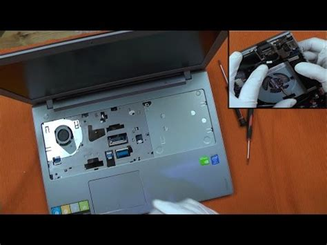 Upgrade Ram Laptop Lenovo G40 how to replace hdd with ssd ideapad y510p
