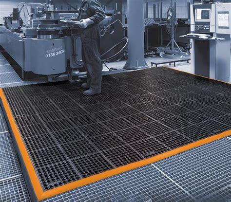 tappeti industriali tappeti antifatica protec sicurezza macchine
