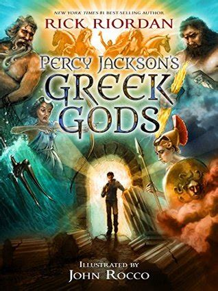 mythology a captivating guide to gods goddesses and mythological creatures books percy jackson s gods by rick riordan