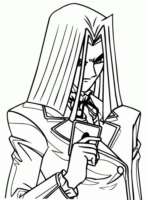 yu gi oh coloring pages yu gi oh books coloring home