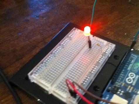 arduino tutorial blinking led basic arduino tutorials 01 blinking led