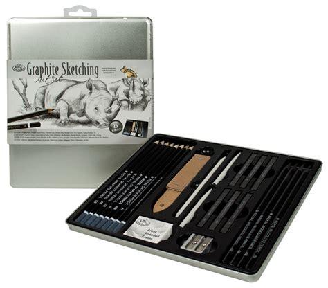 Drawing Kit by 25 Sketch And Drawing Pencil Set Sketching Kit