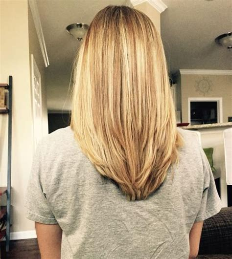 long v cut hairstyle pictures intended for invigorate 1000 ideas about v shape hair on pinterest long hair
