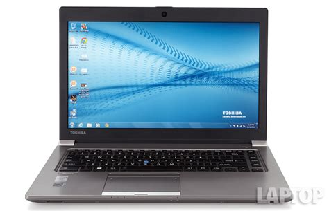 toshiba tecra  review business laptop laptop magazine