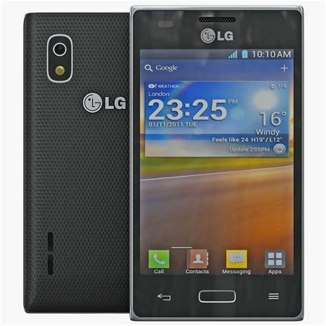 Hp Lg L5 Dual E615 lg optimus l5 dual