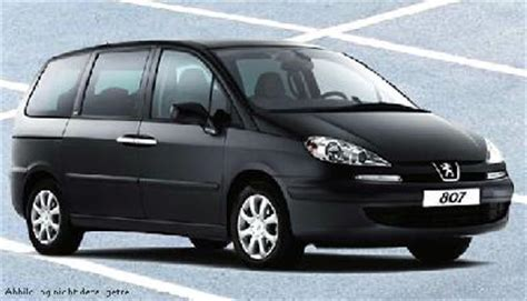 peugeot 8007 for sale peugeot 807 2 0 esplanade 2007 pictures specs