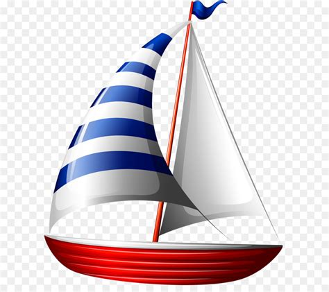 cartoon sailboat yacht royalty free clip art cartoon sailboat png