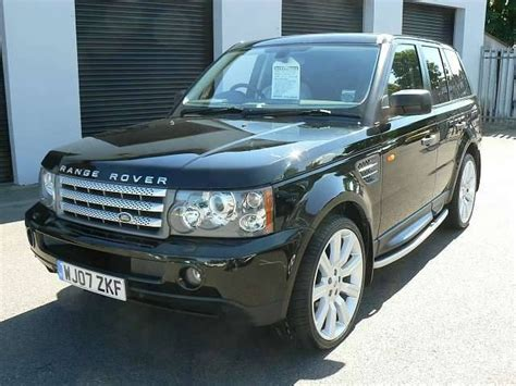 2008 land rover range rover sport overview cargurus
