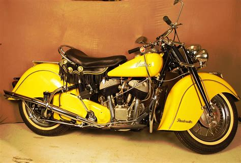 yellow motorcycle early indian motorcycles leaders of the racing pack
