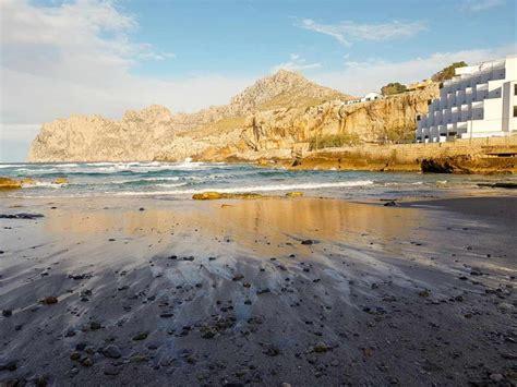 best beaches mallorca the best beaches in mallorca