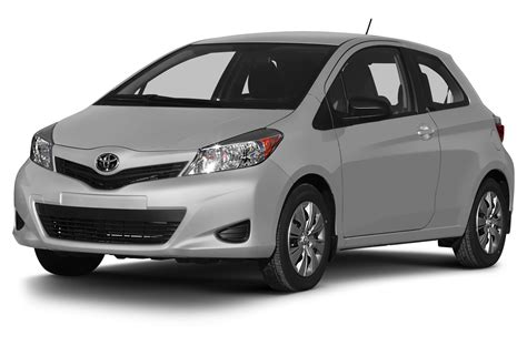 2014 Toyota Yaris L 2014 Toyota Yaris Price Photos Reviews Features
