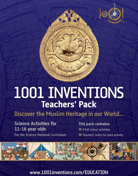 1001 Inventions Books 1001 Inventions